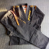 WARPATH Jukutatsu Limited Edition BJJ Gi - Black : Front