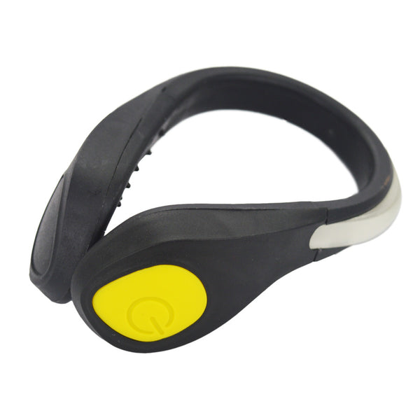 Running Shoe LED Light - Yellow Edition
