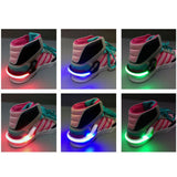 Running Shoe LED Light - On