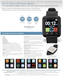 FITPATH Just-In-Time Smart Watch - Features