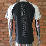 WARPATH Profile™ Short-sleeve Rashguard - Black Edition