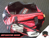 WARPATH Sports Bag - Packed, Open