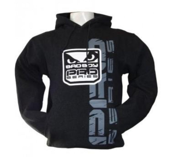 BADBOY Pro Series Hoodie - Black Edition : Front