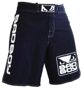 BADBOY World Class Pro 2.0 Fightshorts - Black : XXL {38} [BACK ORDER] {||||}