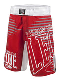 LEONE1947 Explosion Boxing Shorts - Red [BACK ORDER]