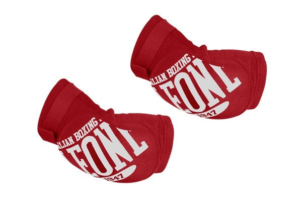 LEONE1947 Elbow Pads - Red [BACK ORDER]