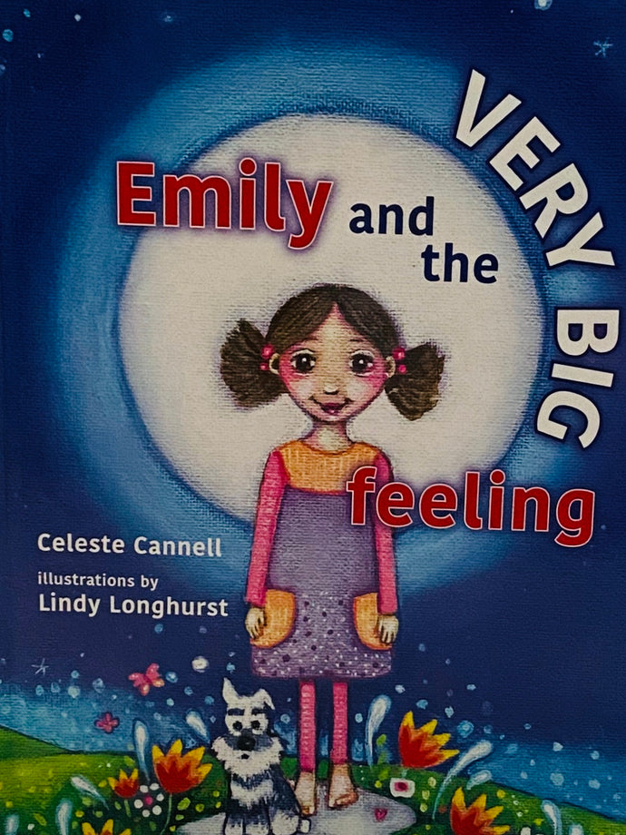 Emily and the VERY big Feeling  Soft Cover