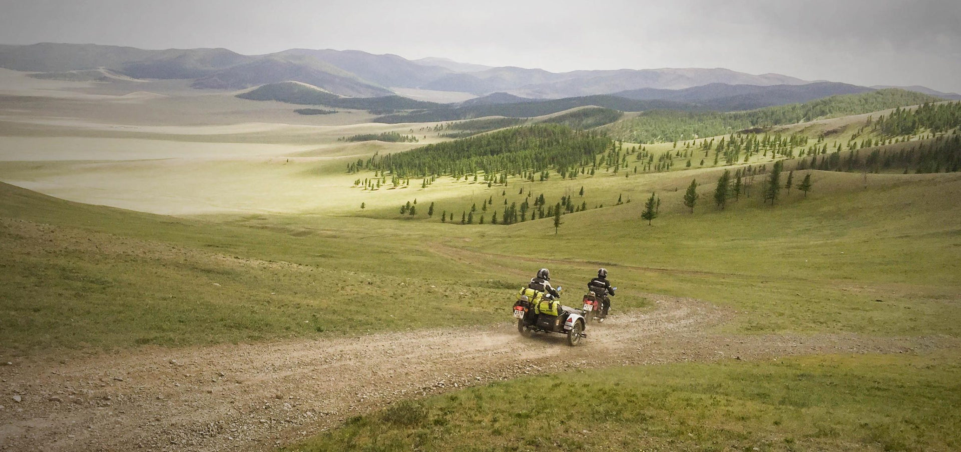 An unlikely Adventure mixing genres & making memories in mongolia