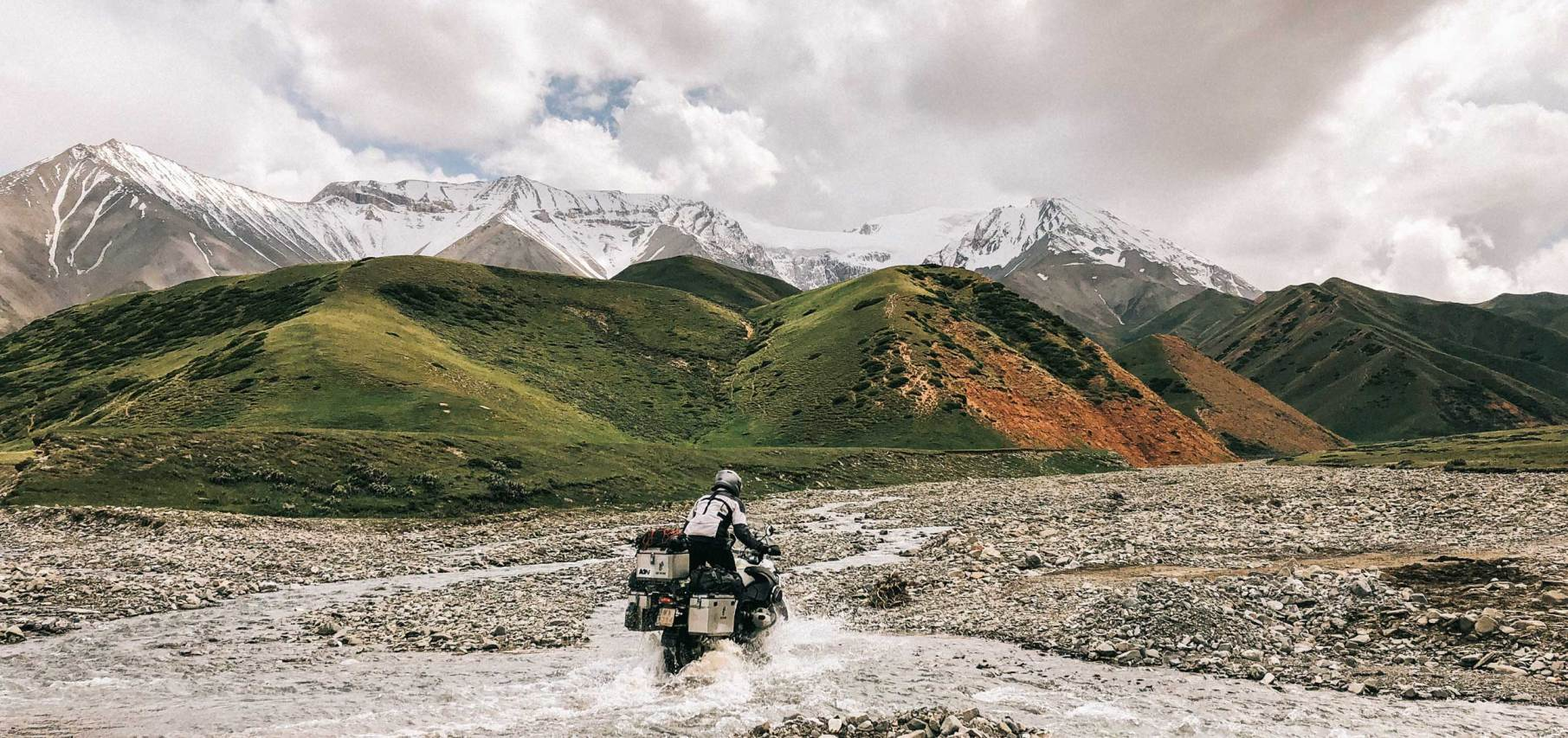 Love for Riding: A Kyrgyzstan and Tajikistan Motorcycle Adventure
