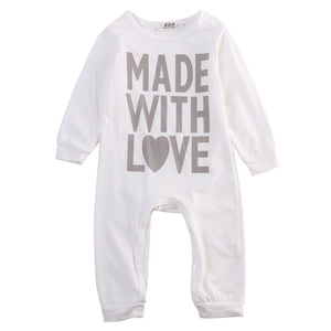 Made With Love Romper