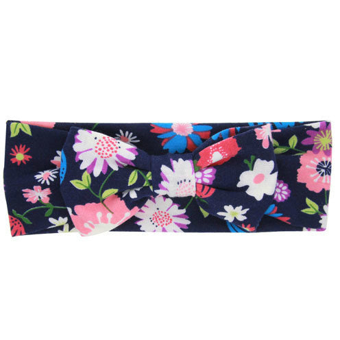 The Riley Headband (Floral)