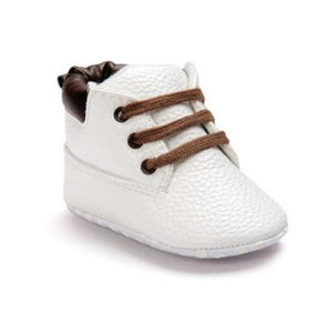 Baby High Top Slip Ons