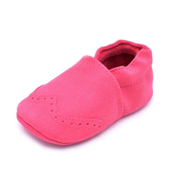 Baby Soft Sole Slip On Moccasins