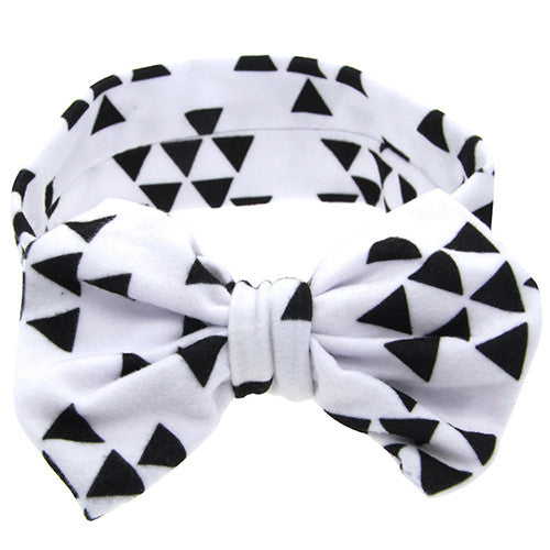 The Emma Headband (Triangles)