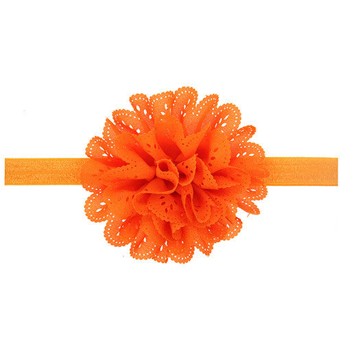 The Emily Headband (Orange)