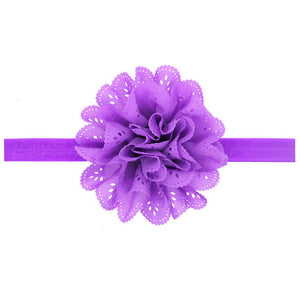 The Emily Headband (Purple)