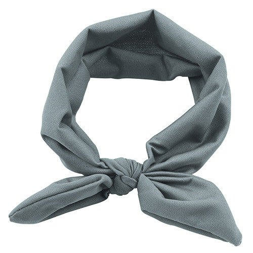 The Ava Headband (Grey)