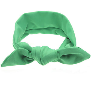The Ava Headband (Green)