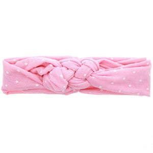 The Oliva Headband (Light Pink)