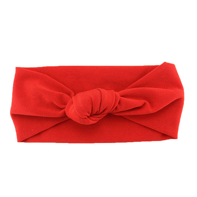The Jane Headband (Red)