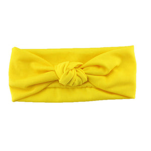 The Jane Headband (Yellow)
