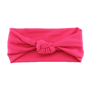 The Jane Headband (Hot Pink)