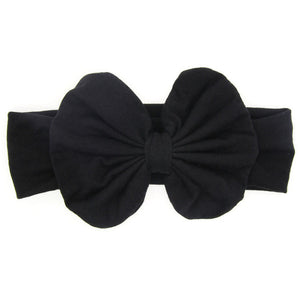The Zoe Headband (Black)