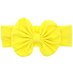 The Zoe Headband (Yellow)