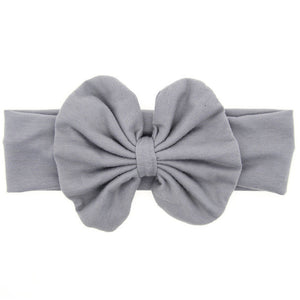 The Zoe Headband (Grey)