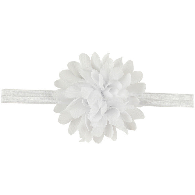 The Amelia Headband (White)