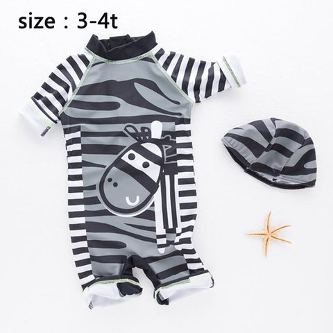 Little Zebra Swimset