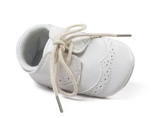 Baby Soft Sole Lace Ups