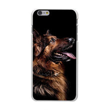Free German Shepherd Dog  Phone Case for Apple iPhone 8 7 6 6S Plus X Cover