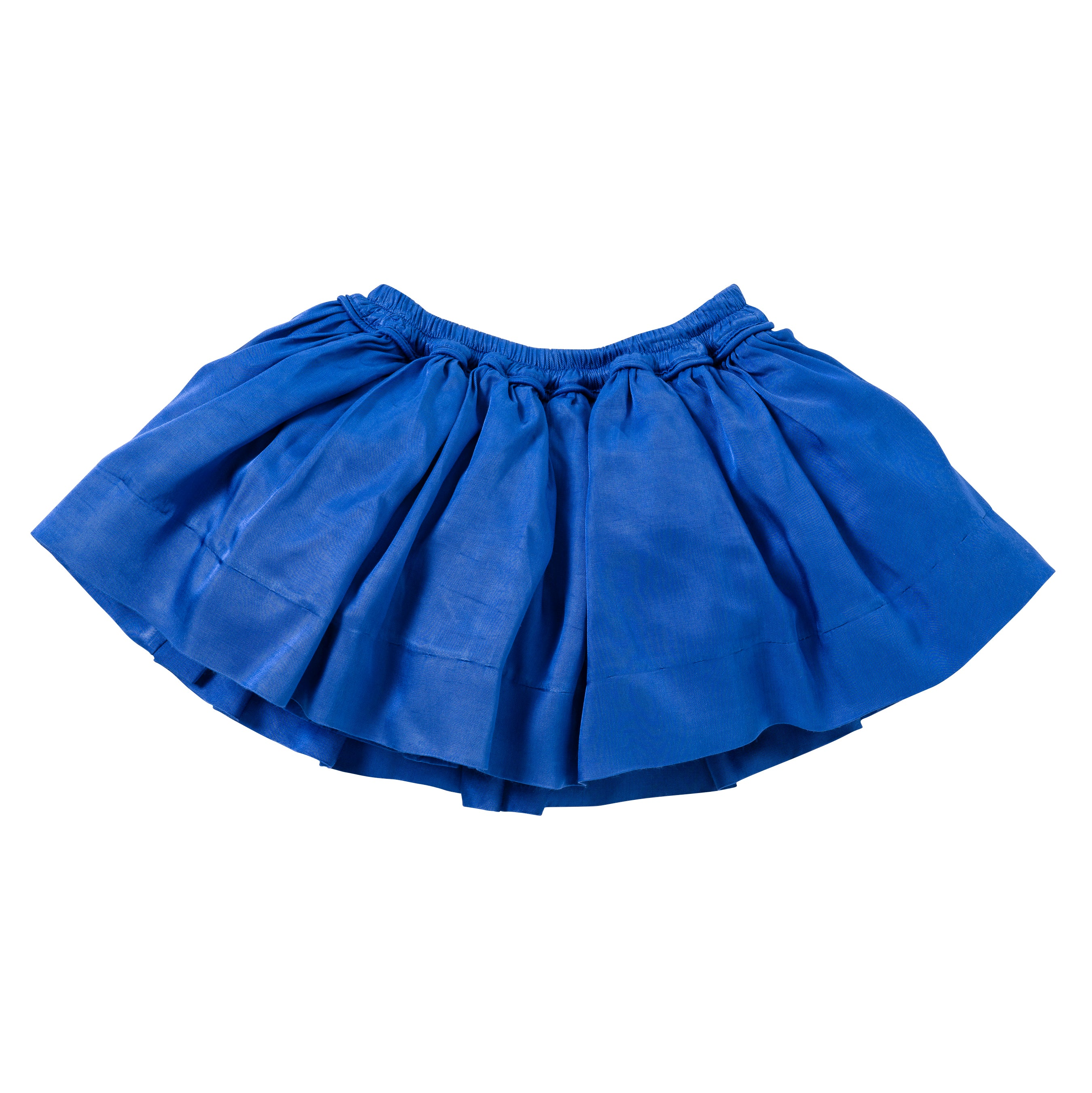 Pocket Skirt in Blue