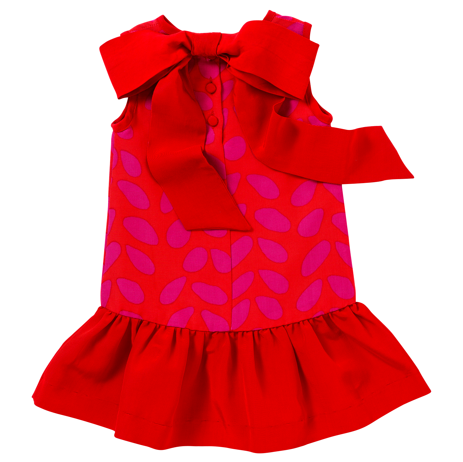 The Dylan Dress in Red Sprinkles