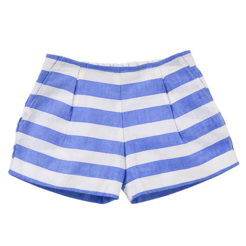 The Mei Shorts in Stripe