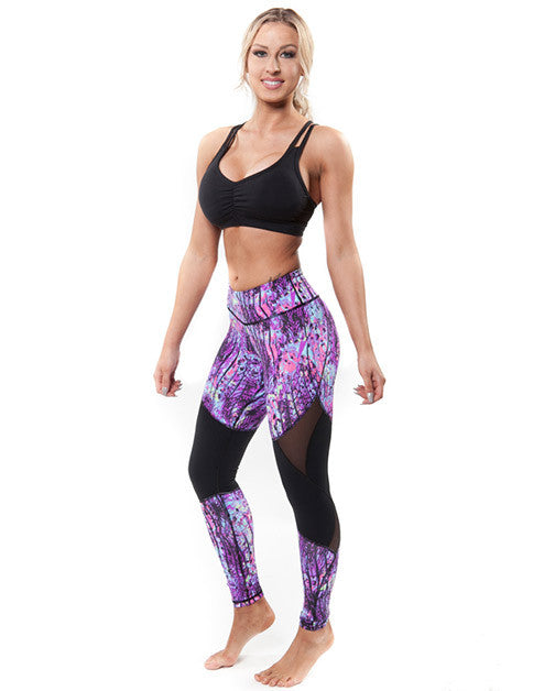 AURORA MESH LEGGINGS – WAVELEN