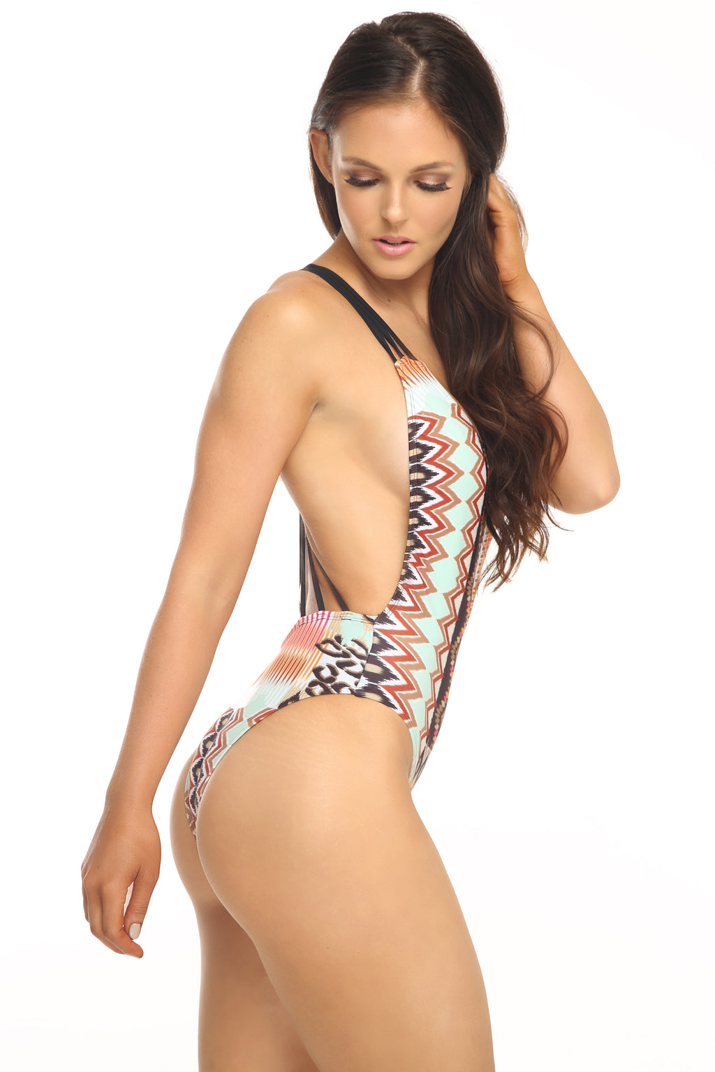 AUDREY ONE PIECE - TRIBAL