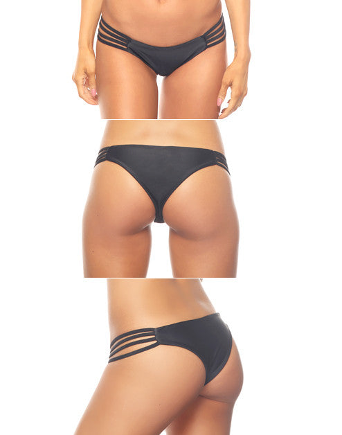 CALYPSO BOTTOM - BLACK