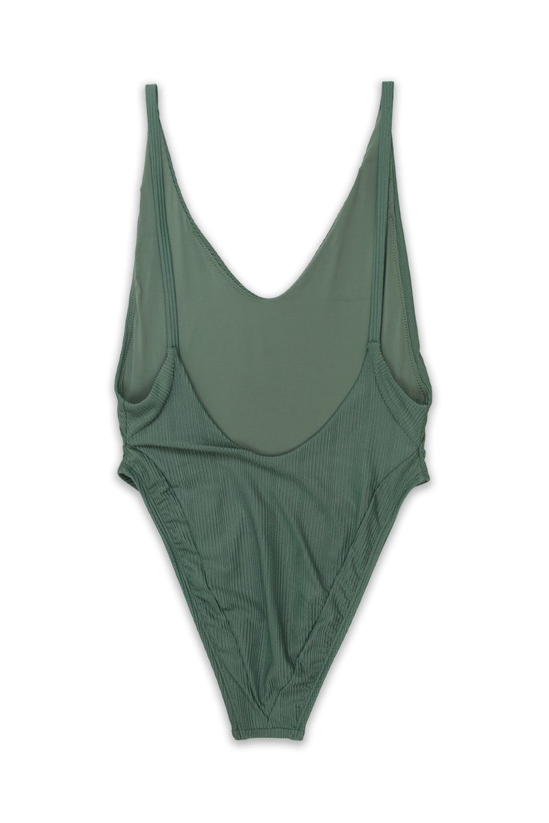 VOYAGER ONE PIECE - OLIVE GREEN