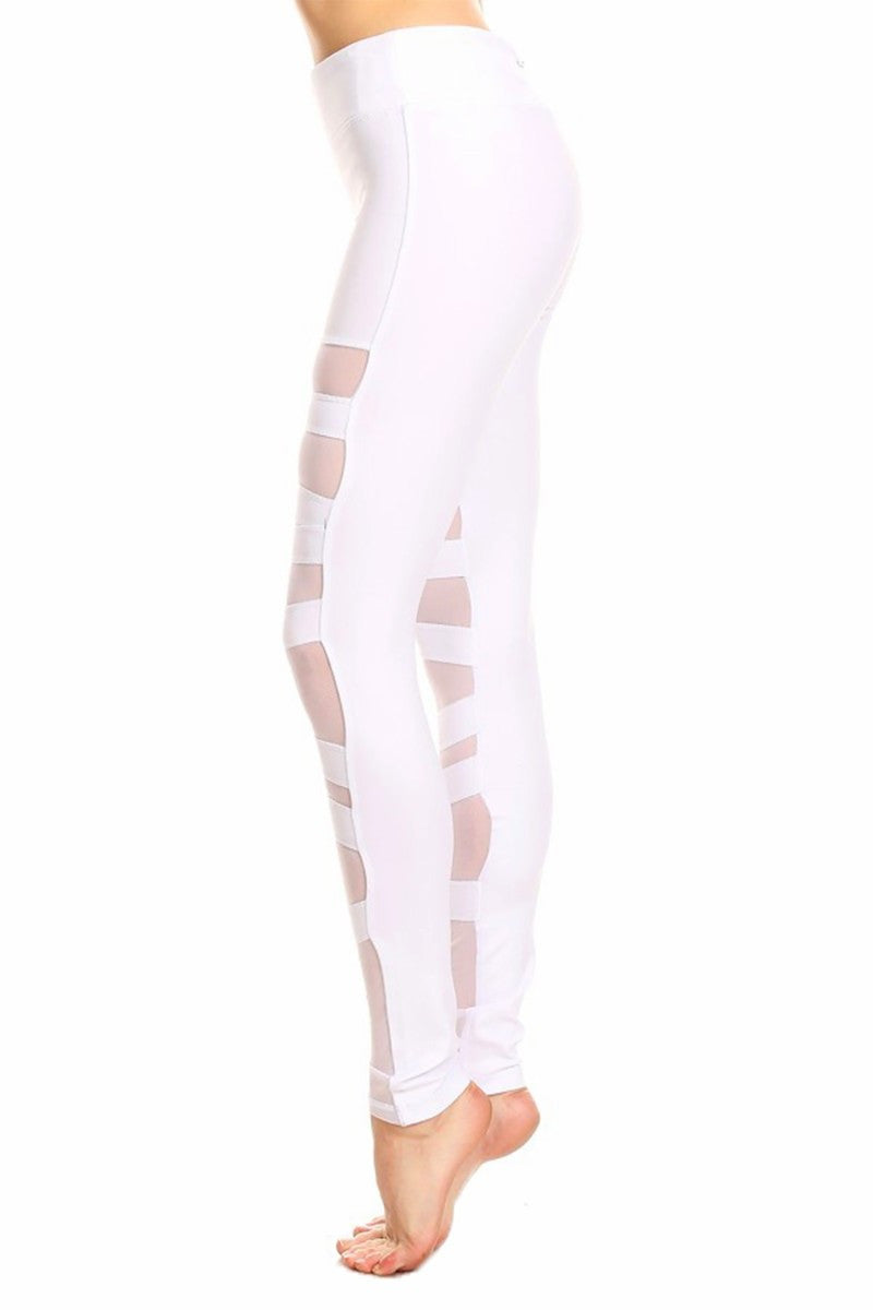 WRAPTURE LEGGINGS – WHITE