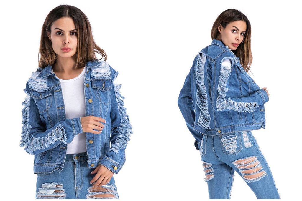 Rock Your Denim Look