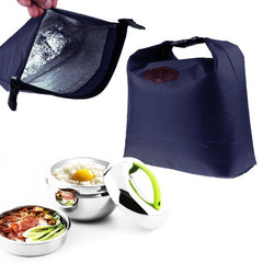 Waterproof Thermal Cooler Insulated Lunch Box Portable Tote Storage Picnic Bag Lunch Container