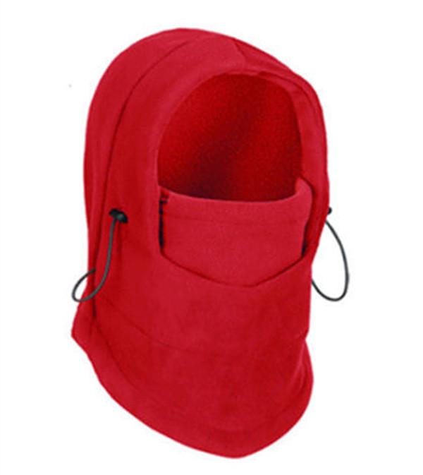 Winter Motorcycle Thermal Fleece Ski Balaclava Full Face Neck Mask Cap Hat | Edlpe
