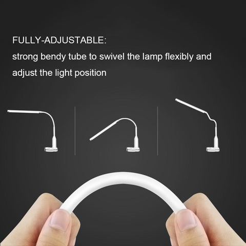 3 Level Brightness Touch Switch Usb Adjustable Desk Lamp | Edlpe