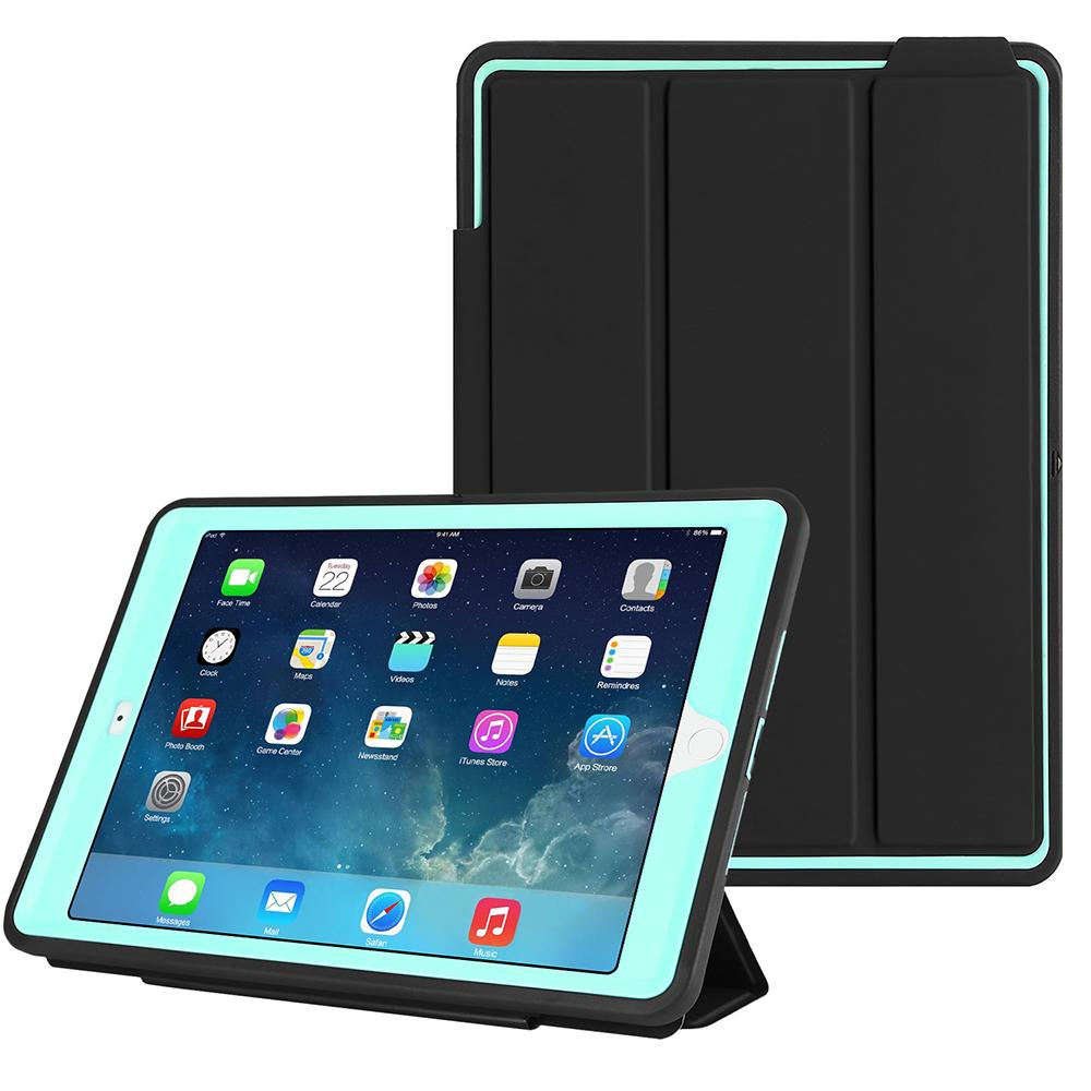 Ipad Cases For Apple Ipad Air 2 Heavy Duty Shockproof Stand Smart Cover Protective Case | Edlpe