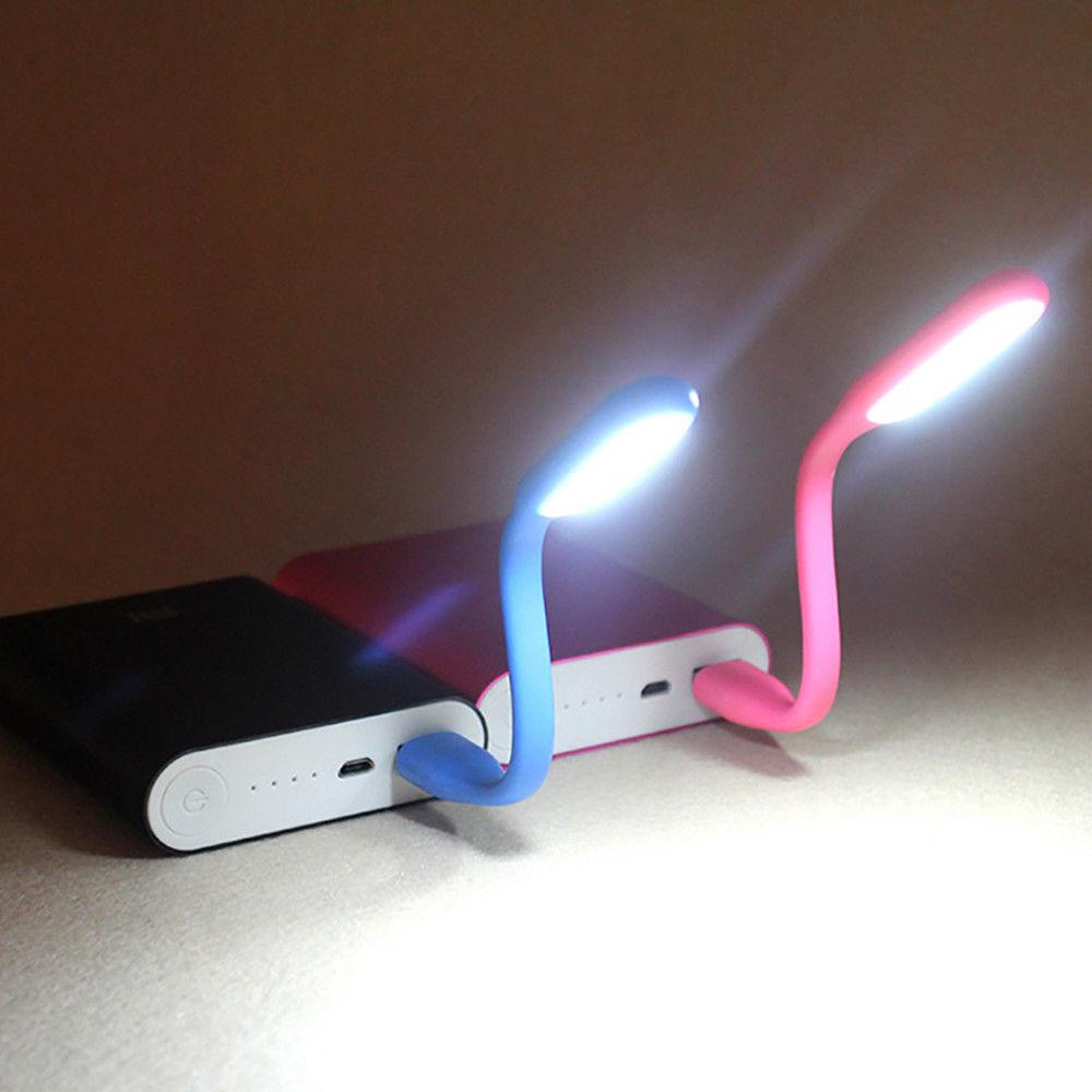 Mini Led Usb Read Light Computer Lamp Flexible Ultra Bright For Notebook Pc Power Tablet Laptop | Edlpe