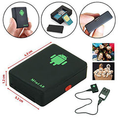 GSM/GPRS/GPS Mini Tracker A8 Realtime Global Locator Tracking Device SOS Button