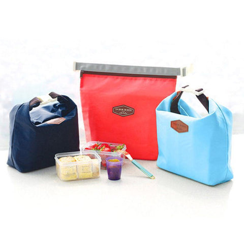 Waterproof Thermal Cooler Insulated Lunch Box Portable Tote Storage Picnic Bag Lunch Container | Edlpe
