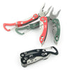 Image of Mini Pocket Knife Type Folding Travel Multi Tool Portable Pliers Screwdrivers | Edlpe